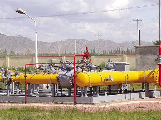 天然氣琯道用鍛制法蘭