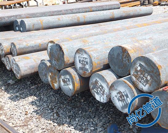 鍛制法蘭生産原材料圓鋼